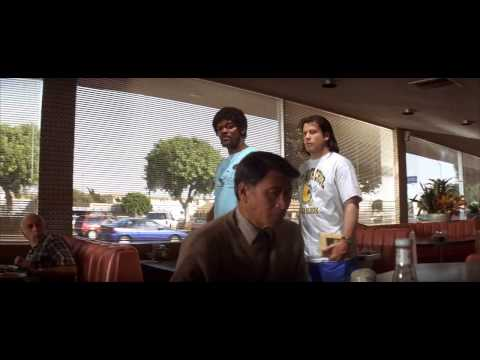 Pulp Fiction - Ending Scene [HD]
