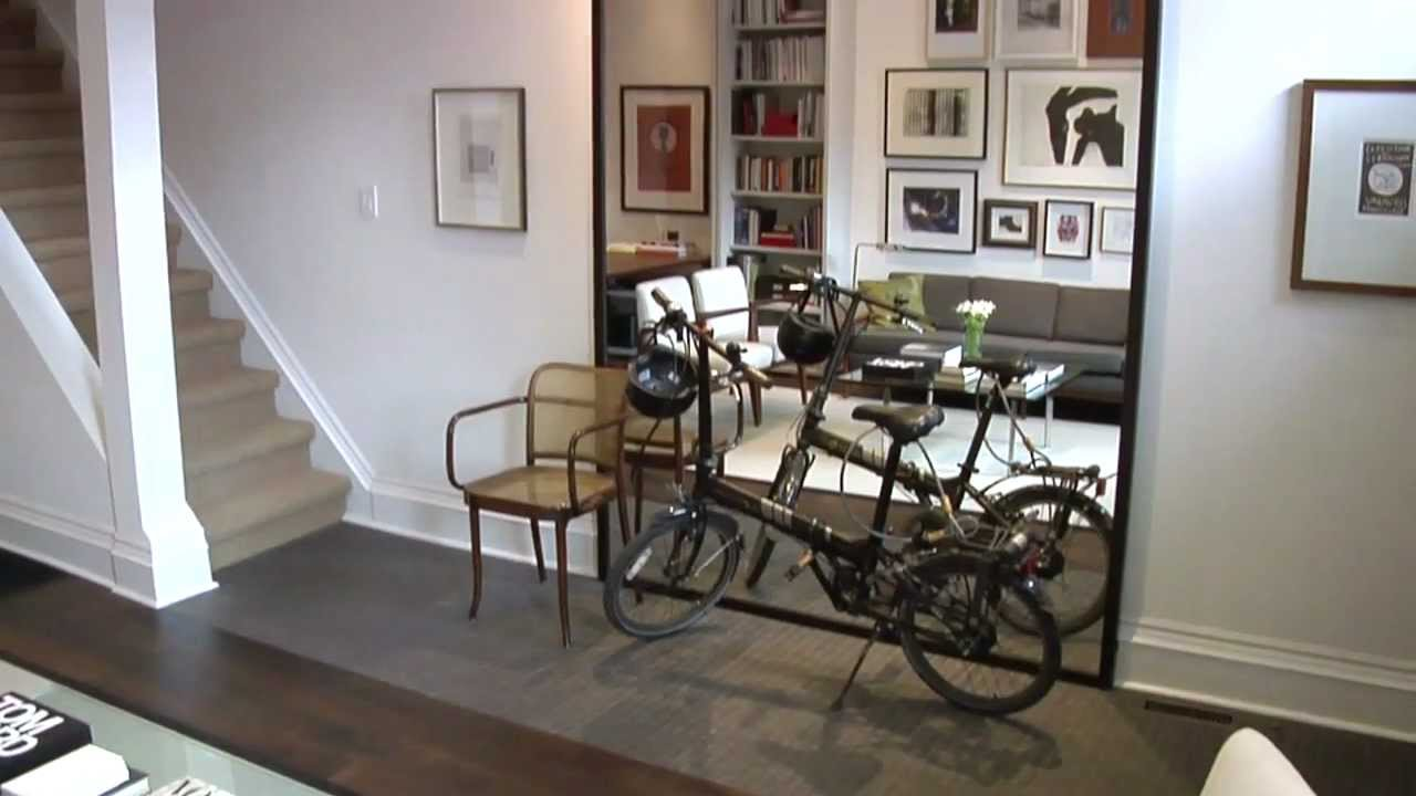 Interior Design — Open-Concept Modern Victorian Home Makeover - YouTube