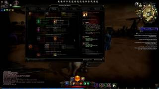 Neverwinter Guardian Fighter Tank Build 2016 and gameplay