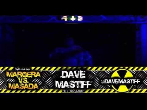 Fight Club: PRO - DJ Hyde vs. Dave Mastiff FULL MATCH (Margera vs. Masada)