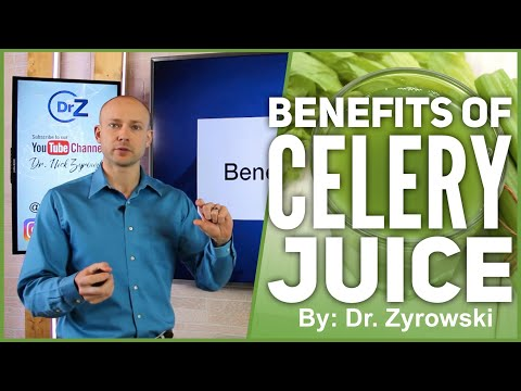 Benefits Of Celery Juice | Must See!