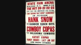 Cowboy Copas  ~  Sleepy Eyed John