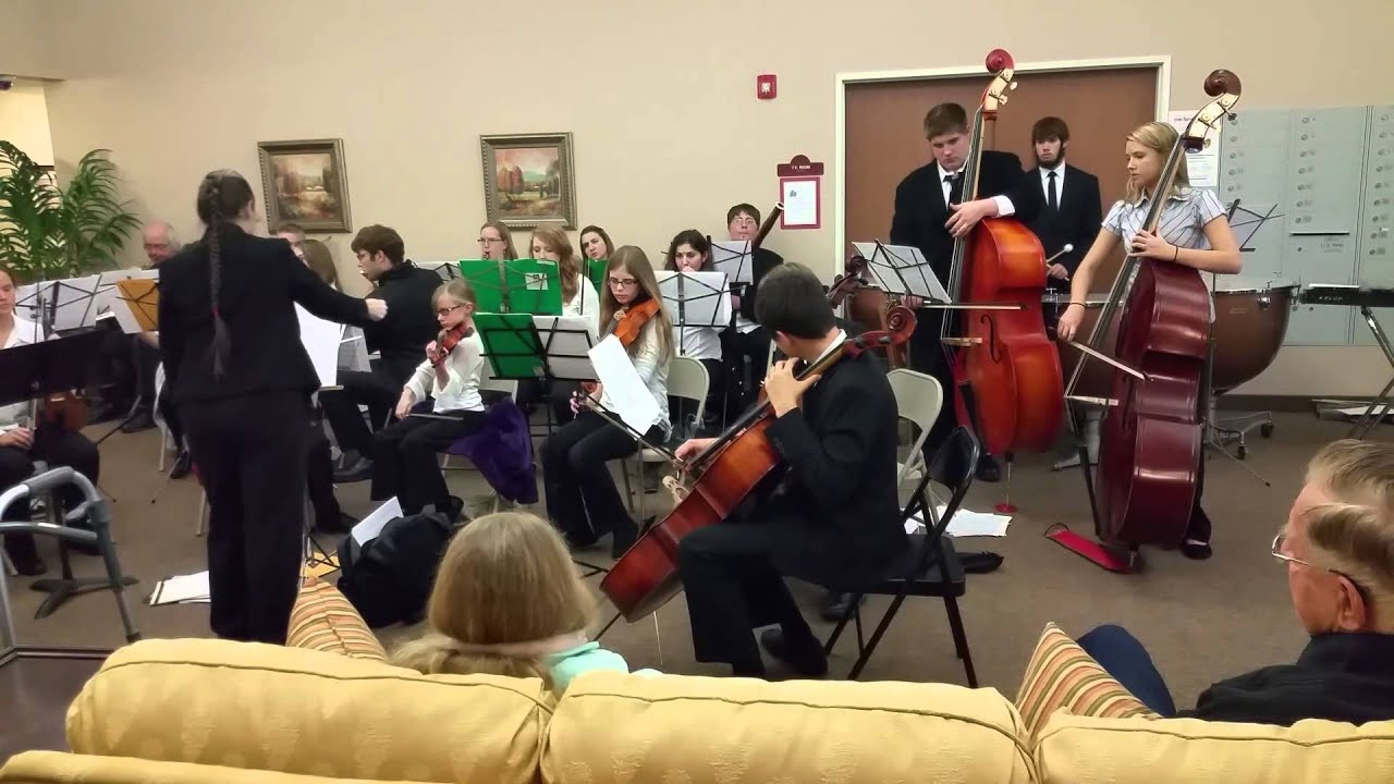 Kankakee Valley Youth Symphony Orchestra - YouTube