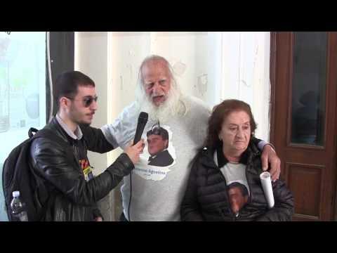 """Intervista a V. Agostino """"Messina Denaro consegnati"""""""