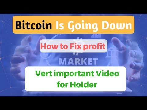 Bitcoin Why Bitcoin is Going Down - How to Make Profit in this - bitcoin 2017 - 동영상