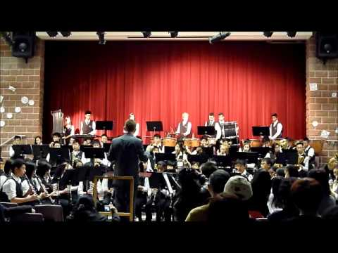 Creed - William Himes (PETHS Gr9 Concert Band)