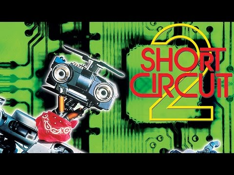 Short Circuit 2(1988) Movie Review