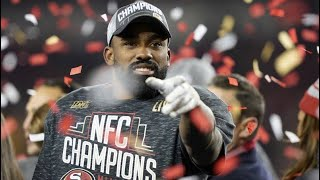 49ers React To NFC Championship Win