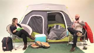 Core® Equipment 6 Person Instant Cabin Tent