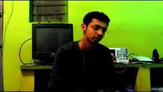 Piyu Bole karaoke by Soumya Chakraborty