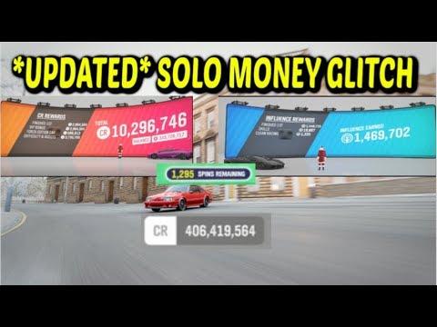 **UPDATED** SOLO MONEY GLITCH in Forza Horizon 4! (STILL WORKING)