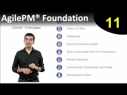 Lesson 11: The Process    AgilePM Foundation