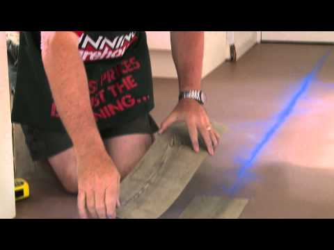 How To Install Vinyl Plank Flooring - DIY At Bunnings