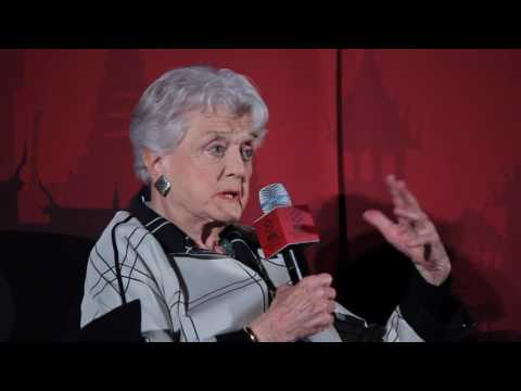 Angela Lansbury at TCM Film Festival Part 1