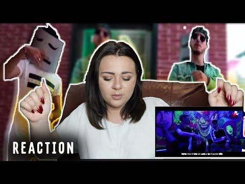 ZEDK - D.M.T REACTION| BEST SONG?