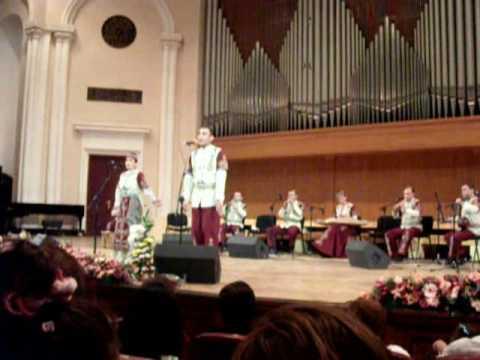 Shoghaken Ensemble concert in Yerevan on September 4, 2009