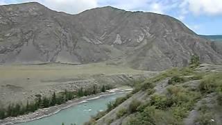 2010年の8月28日から9月21日にかけてユーラシア大陸をバイク...