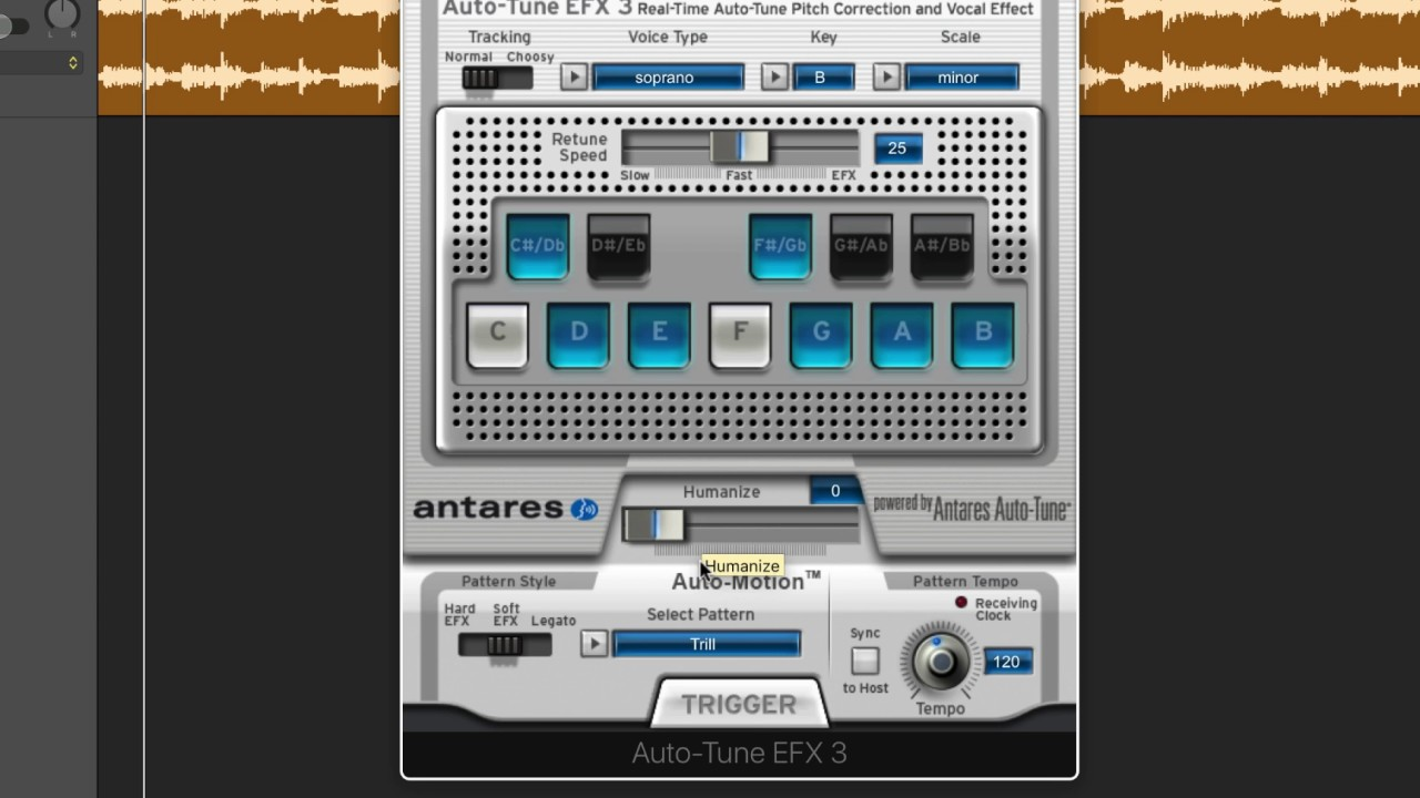 Autotune Efx 3 : auto motion pattern generation with auto tune efx 3 youtube ~ Russianpoet.info Haus und Dekorationen