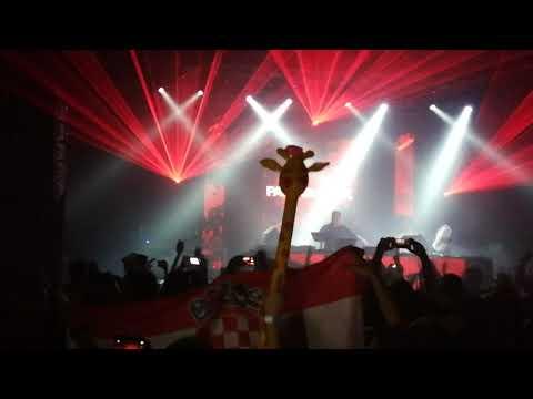 Paul Van Dyk Live At Boogaloo, Zagreb, 26.10.2018
