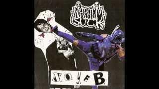 Napalm Suck / 33 tracks