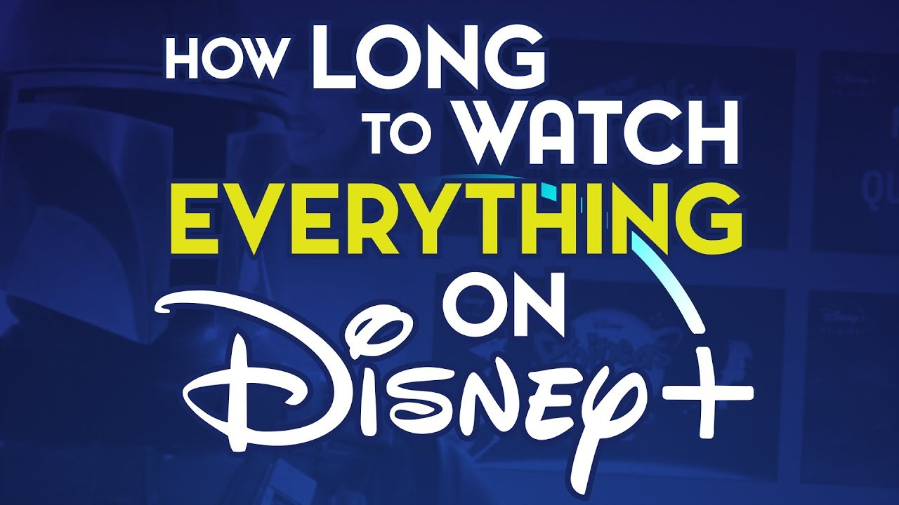 Here's The Exact Time You Can Start Streaming Disney Plus
