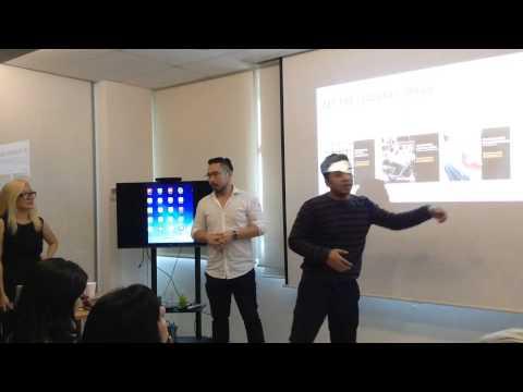 JabberJit final presentation video at Hyper Island
