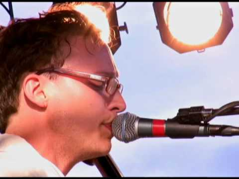 Ben Sollee LIVE: Bury Me With My Car @ WFPK Waterfront Wednesday