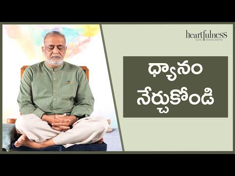 Telugu - Day 1, February, masterclasses in Meditation