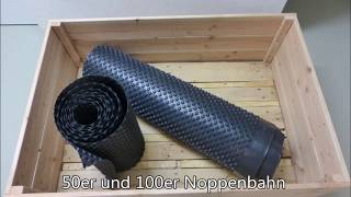 SIMPLES & SCHÖNES Hochbeet - Bauanleitung