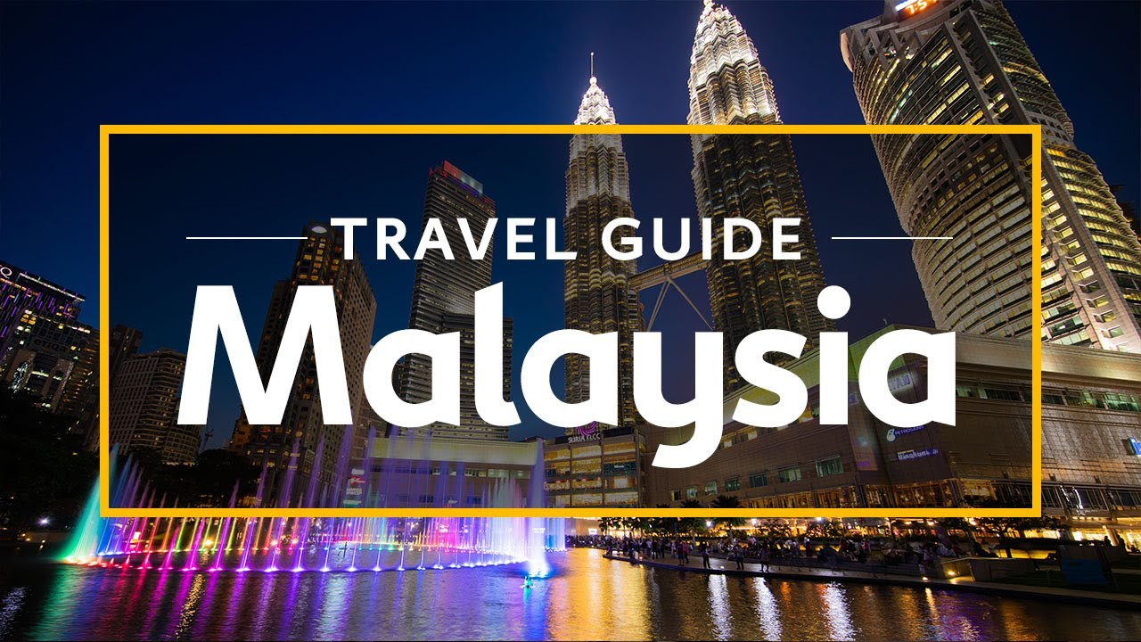 Malaysia Vacation Travel Guide Expedia YouTube