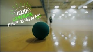 """Smooth Competition by BRISK MATE - """"Wall Ball"""""""