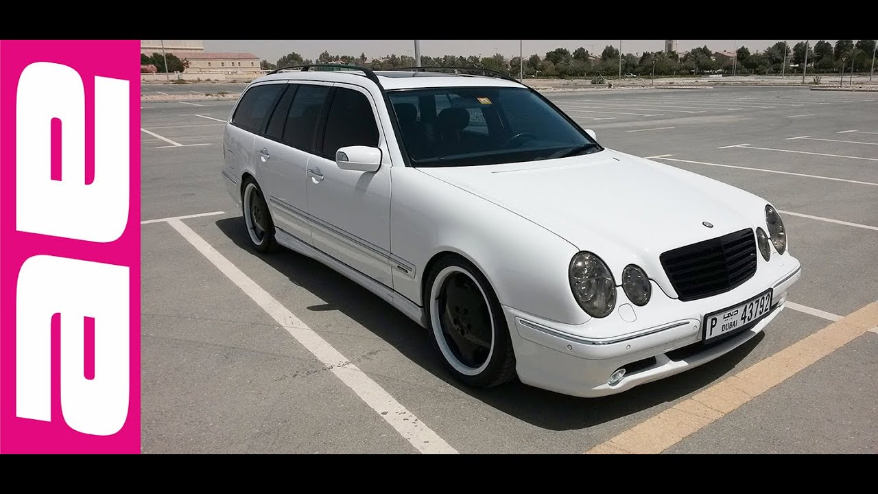 mercedes w210 e55 amg 345 youtube. Black Bedroom Furniture Sets. Home Design Ideas