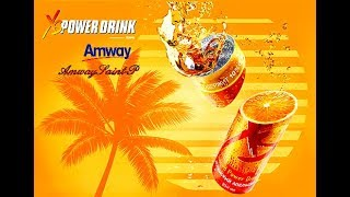 XS Power Drink Испанский Апельсин от Amway.
