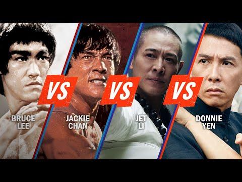 Download Bruce Lee vs. Jackie Chan vs Jet Li vs. Donnie Yen   Rotten Tomatoes