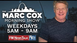 The Marc Cox Morning Show 5-21-19