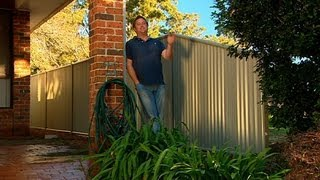 Jason: How To Build A Fence