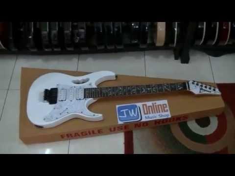 Cocok Untuk Kado Ulang Tahun Gitar Listrik Merek Ibanez