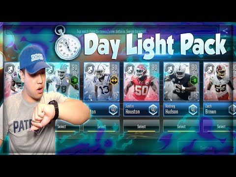 DIAMOND PRIMETIME WRAP UP PACK OPENING!! Madden Overdrive Day Light Savings Event!!