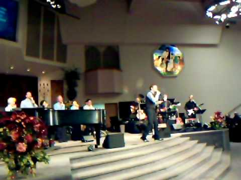 Victory In Jesus - Travis Cottrell at BASS (Bay Area Sunday School) Convention in Castro Valley, CA
