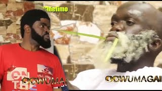 Master of the master OGWUMAKALA || chief imo vs Cas Chidi the oracle (Chief Imo Comedy)