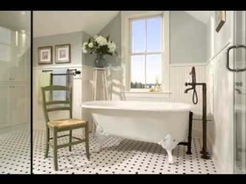 Beadboard Bathroom Design Ideas Youtube