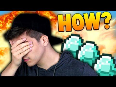 BIGGEST MONEY WARS FAIL EVER!   Minecraft
