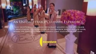Mezzaluna 2 Michelin Star Restaurant at lebua - Ba...