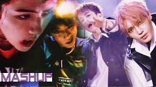 Video NCT 127/EXO - Cherry Bomb/Monster (MashUp) download MP3, 3GP, MP4, WEBM, AVI, FLV Desember 2017