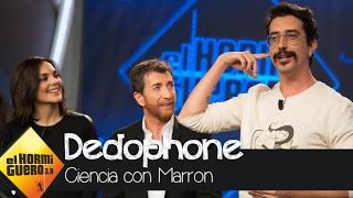 Descubre cómo funciona el 'Dedophone' - El Hormiguero 3 0