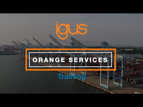 igus® Orange Services - Training