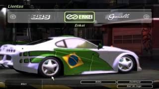 NFS Underground 2 - SUPRA BRASILEIRO - Zuando Carros #18