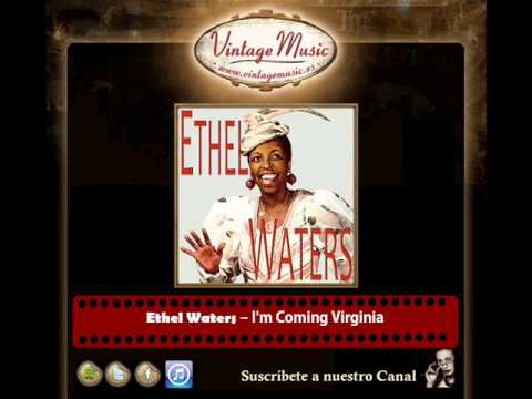 Ethel Waters – I'm Coming Virginia (Africana)