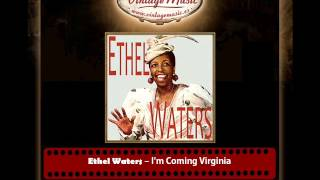 Ethel Waters – I