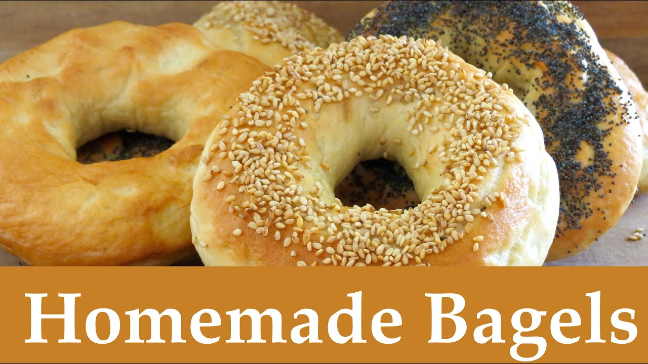 How To Make Bagels  The Frugal Chef